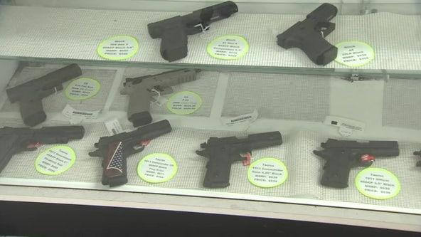 Riverview gun shop beefs up security after break-in