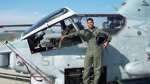 America's first Black combat pilot encourages change with an open mind