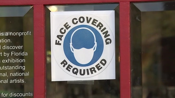Fight over face-mask mandate goes to appeals court