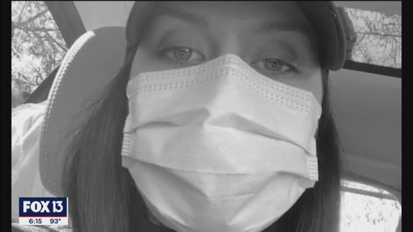 Months later, first local COVID-19 patient still warns: 'Wear a mask'