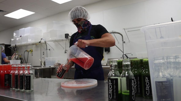 Leafy greens help power Crop Juice to expand across Sarasota