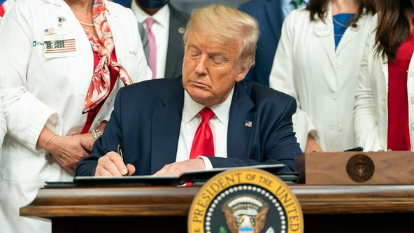 Trump to sign coronavirus relief executive orders Saturday to help unemployed Americans, renters