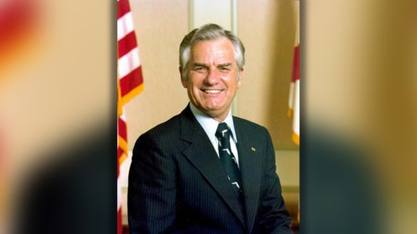 Former Florida governor Wayne Mixson's funeral to be held Friday