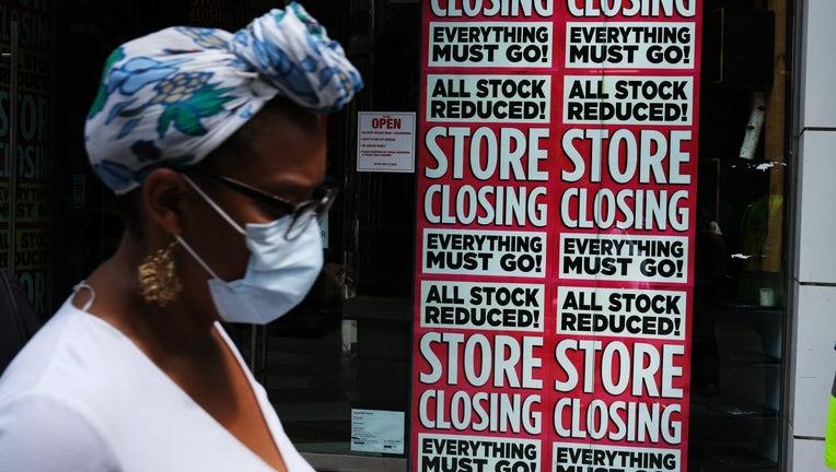 Battered By Coronavirus, New York City Nears 20 Percent Unemployment Rate