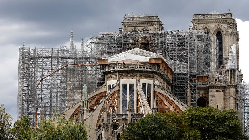 Notre Dame Cathedral to be rebuilt without modern touches or changes