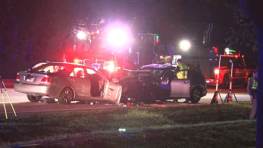Wrong-way driver dies after crash on University Parkway,