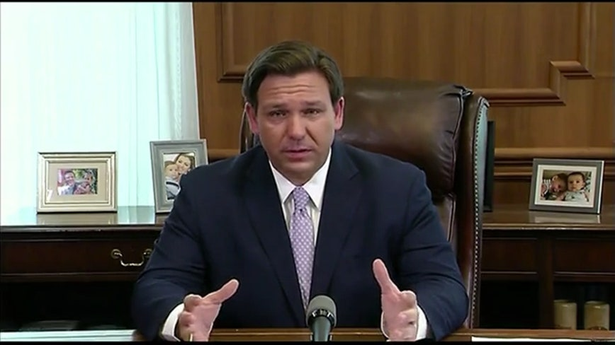 DeSantis drops travel restrictions requiring travelers from New York tri-state area to quarantine