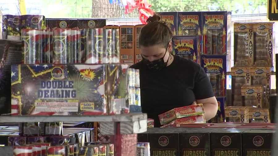 Fourth of July fireworks sales boom amid pandemic