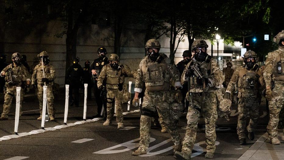 15d3bab7-Feds Attempt To Intervene After Weeks Of Violent Protests In Portland
