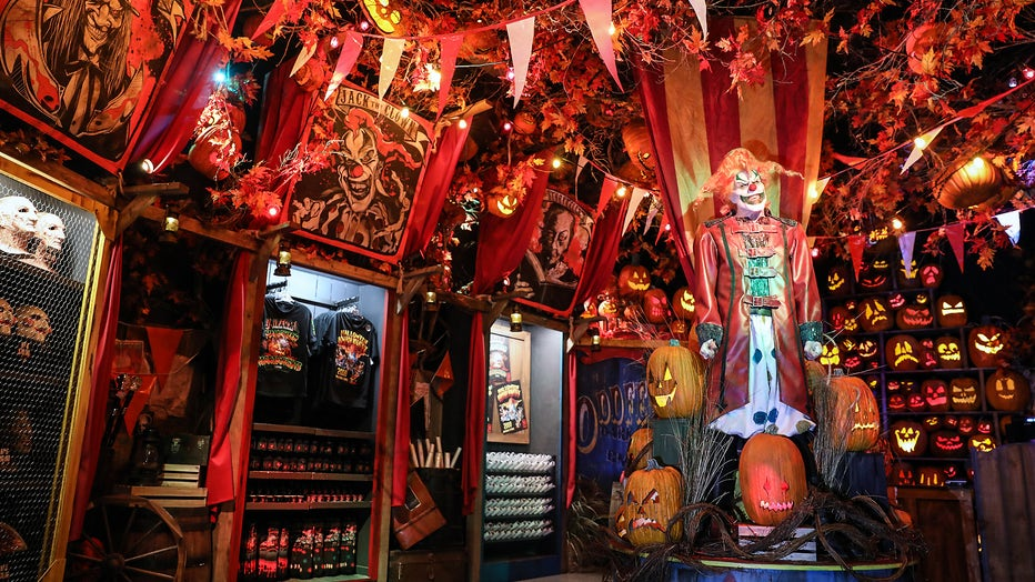 Halloween Horror Nights Tribute Store Now Open at Universal Orlando