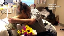 Terminally ill bride says 'I do' in hospital room
