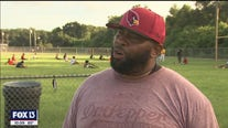Coach determined to help players raise funds for stolen gear