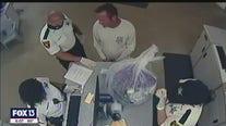 Man arrested for living in luxury stadium suite
