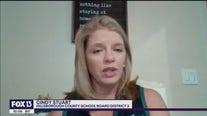 School board members feel plan to reopen was unrealistic