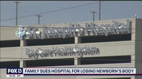 St. Joseph's Hospital loses body of newborn baby