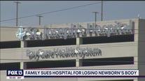 St. Joseph's Hospital loses body of newborn baby
