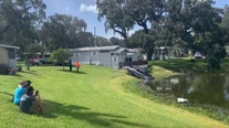 FHP: Man dies after crashing into Dade City pond following medical emergency