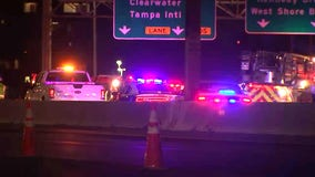 Troopers investigate fatal motorcycle crash on I-275 in Tampa