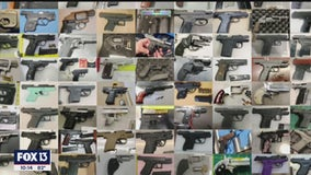 TSA: Despite fewer passengers, agents see increase in guns at checkpoints