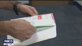 Voters may still cast ballot in person, even after voting by mail
