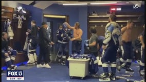 Exhausted Lightning team celebrates 5 OT victory