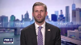 Eric Trump: Debate with president would be 'bloodbath' for Biden