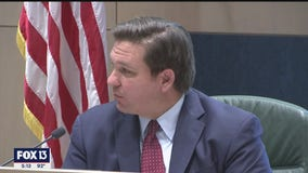 Gov. DeSantis takes stock of COVID-19's effect on Tampa Bay businesses