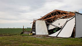Death toll from wind storm rises in Iowa as power outages persist