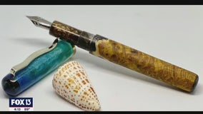 History, art, craftsmanship goes into every pen at Write Turnz