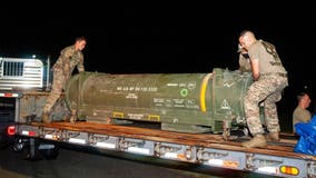 French air-to-air missile accidentally sent to Lakeland airport