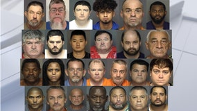 More than two dozen registered sex offenders arrested for improper online activity in Highlands County