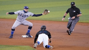 Adames hits grand slam, surging Tampa Bay Rays beat Marlins for sweep