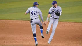Rookie Fleming, Tampa Bay Rays hold Marlins to 3 hits, win 4-0