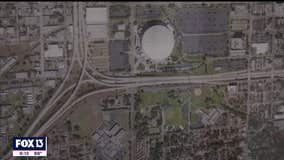 Plan to redevelop Tropicana Field could include removing part of interstate