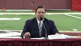 DeSantis doesn't want to punt on college football in Florida