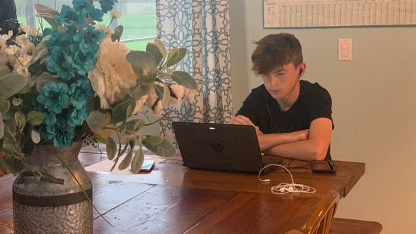 All Orange County students begin virtual learning on Monday