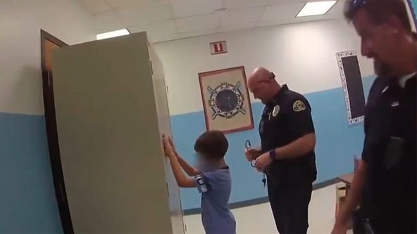 'You're going to jail': 2018 video shows Key West police arrest 8-year-old boy