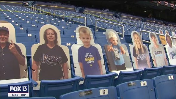 Meet the fans behind the cutouts