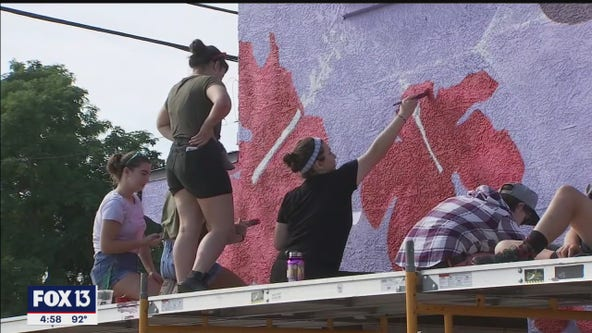 Clearwater wants big ideas for big murals