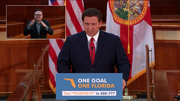 DeSantis says 'stale' COVID-19 data included in Department of Health daily report