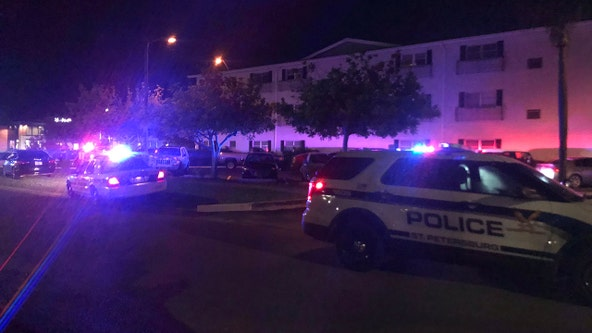 St. Petersburg police officer involved in shooting on 4th Street N