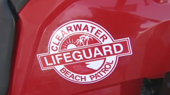 Beach lifeguards have been busy during pandemic