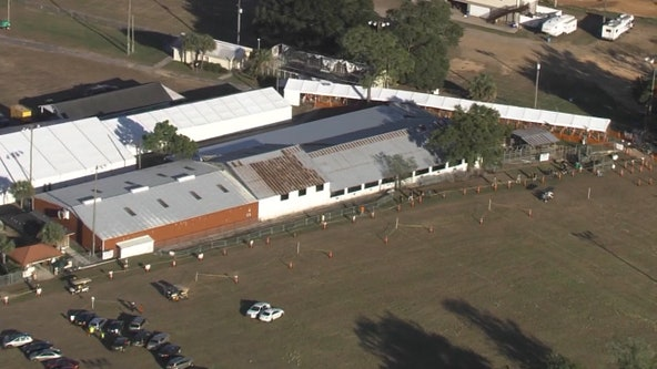 COVID-19 testing site opens at Pasco County Fairgrounds