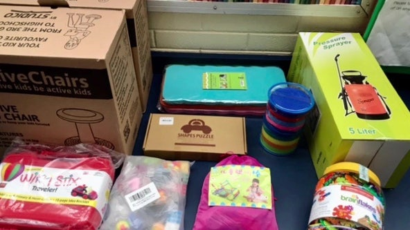'Adopt a teacher' Facebook groups helping educators stock school supplies