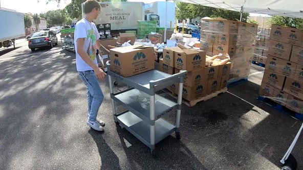 Metropolitan Ministries sees surge in need, and giving, during pandemic