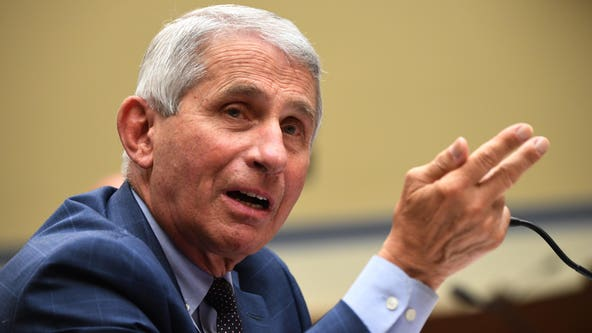Dr. Fauci calls Florida's lift on restaurant restrictions 'very concerning'