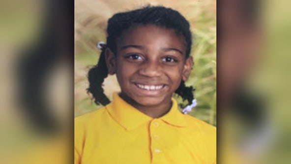 Missing Child Alert issued for 11-year-old girl from Miami