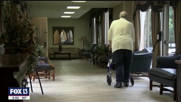 Pinellas County hopes dedicated COVID-19 nursing homes help slow spread among elderly