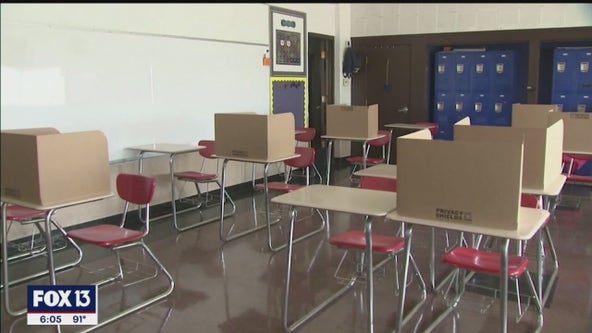 Pinellas County teachers may be allowed to take unpaid leave of absence due to COVID-19