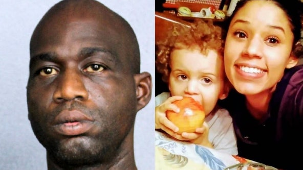 Florida man charged with killing missing mother whose toddler was found wandering streets alone